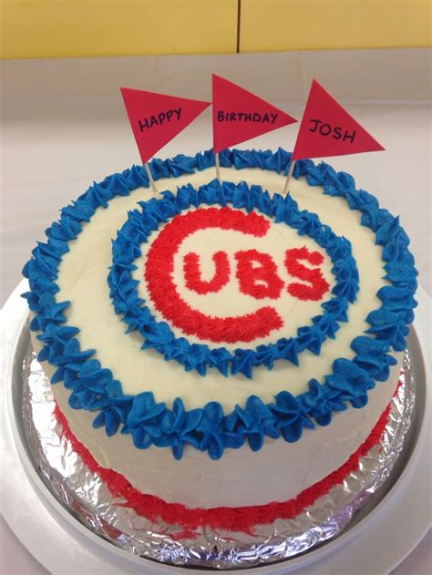 birthday cake order chicago 25 best ideas about chicago cubs cake on
