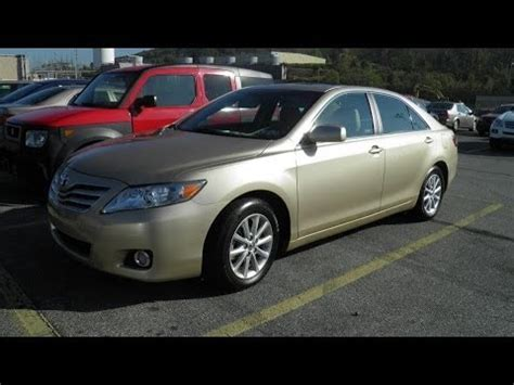 2011 Toyota Camry Xle V6 2011 Toyota Camry Xle V6 In Depth Review Start Up