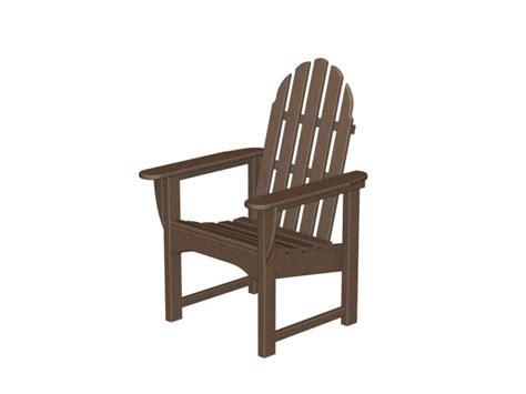 Adirondack Dining Chair Adirondack Dining Chair Plan Free Pdf Woodworking