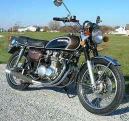 1973 Honda Cb500 Honda Cb500 Gallery