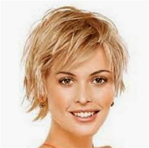 shag hairstyle for round face and fine hair 2018 popular shaggy hairstyles for fine hair over 50