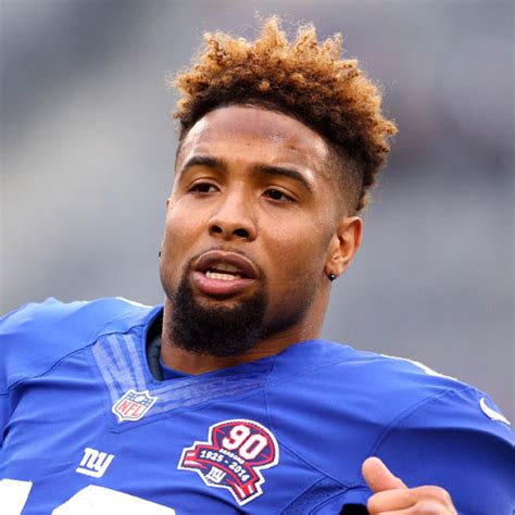 odell beckham hairstyle odell beckham jr haircut men s hairstyles haircuts 2017