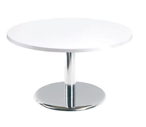 Dams Round Reception Coffee Table Reception Coffee Tables