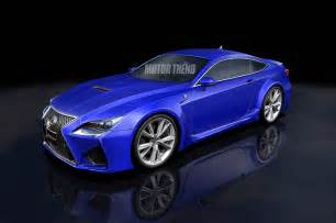 2015 lexus rc f to cost 100k feature active aero