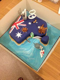 australian themed party uk 1000 images about kids cakes on pinterest flip flop
