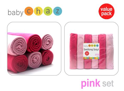 Selimut Bedong Kain Baby Chaz Value Pack 6 Pcsperlengkapan Bayi bedong bayi babychaz value pack isi 6 babyshop