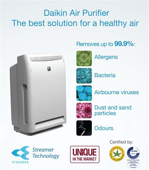 Air Purifier Daikin air purifier macsons sal official daikin air