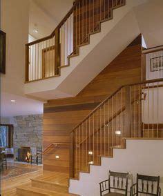 railing on metal railings modern staircase