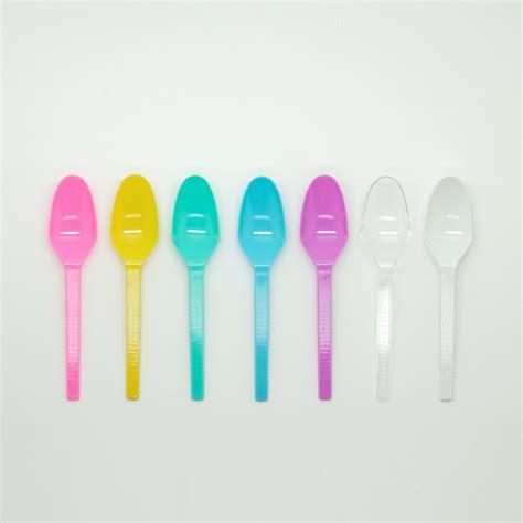 jual sendok makan plastik harga murah distributor sendokplastik