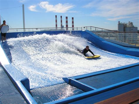 backyard flowrider extended major project photography of the chine flow