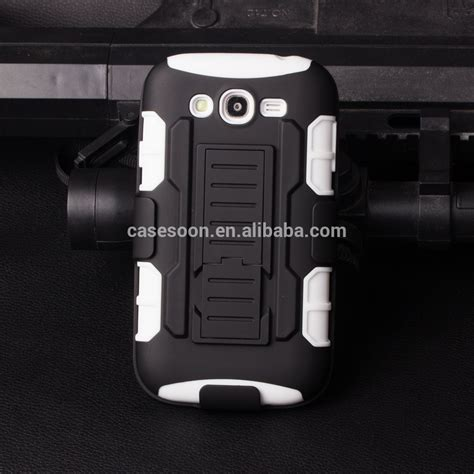 Best High Impact Armor Cover Casing With Belt Cl Berkualitas 2015 best selling mobile phone shell armor impact holster