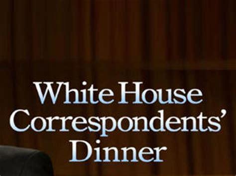 white house correspondents dinner 2017 live tv - White House Dinner