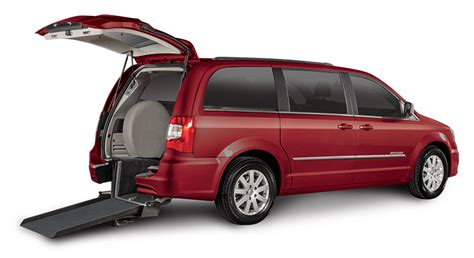 Chrysler Town And Country Specs by Wheelchair Accessible Chrysler Town Country Info