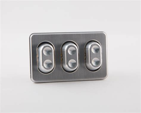rectangular dimpled power window switch kit for 3