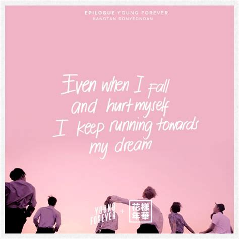 bts young forever lyrics 55 best images about bts quotes on pinterest