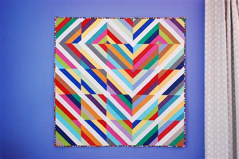 String Tutorials - sew did string quilt block tutorial quilts for