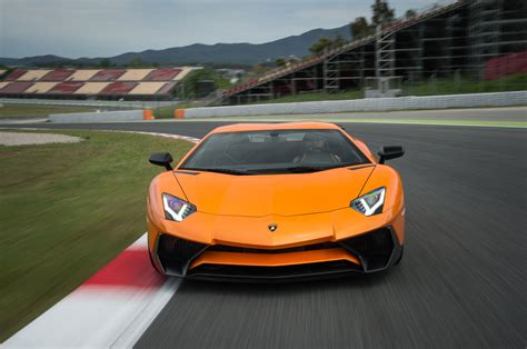 lamborghini ceo lamborghini ceo confirms arrival of aventador sv roadster