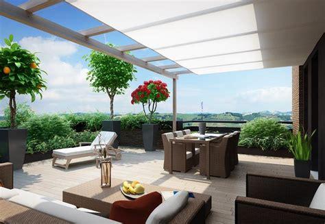 arredare terrazzo attico come sfruttare al meglio lo spazio terrazzo attico infoperte