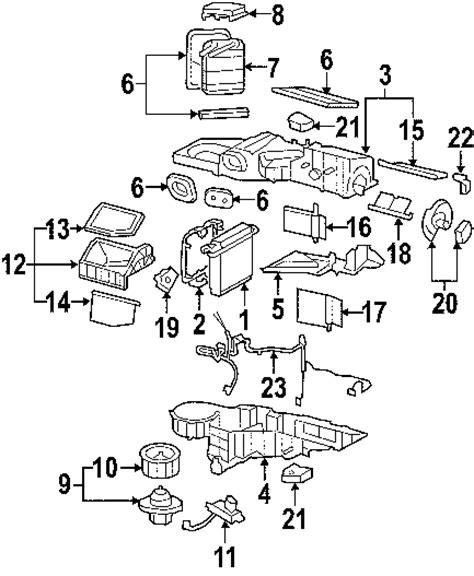 2003 chevy tracker engine diagram 1996 geo tracker