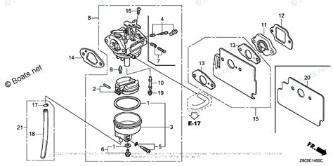 honda small engine parts gc190 oem parts diagram for - Boats Net Honda Parts