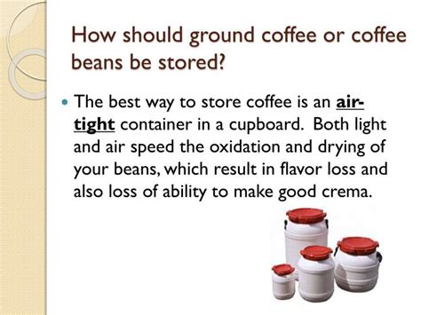 What Is The Shelf Of Coffee Beans by Ppt Small Business Operations Powerpoint Presentation