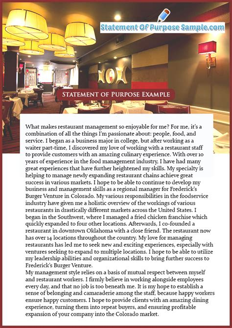 Nonprofit Mba Statement Of Purpose by The World S Catalog Of Ideas