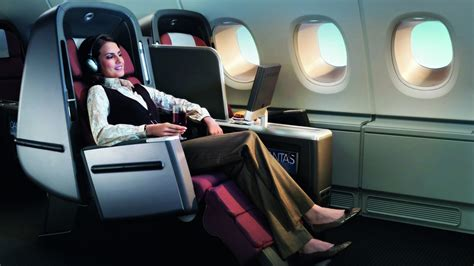 what does reclined mean the problem with qantas new business class seats