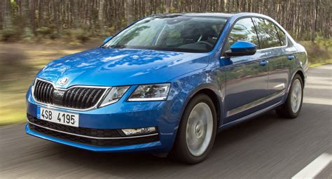 facelifted skoda octavia getting new 1 5 turbo engine this
