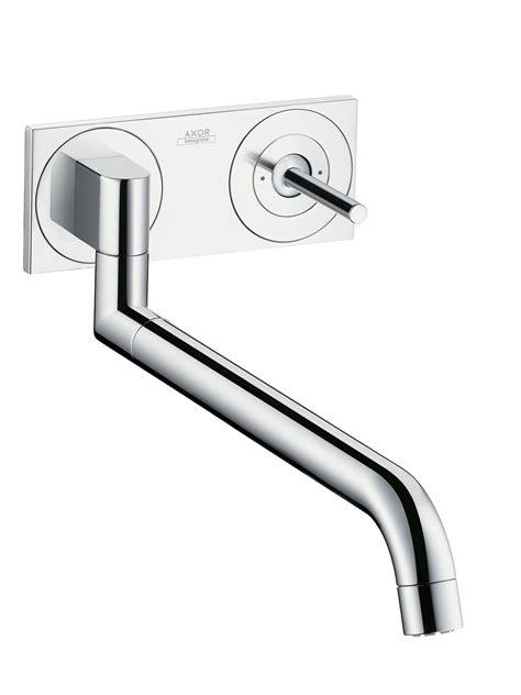 rubinetti a parete cucina rubinetti per il lavello cose di casa