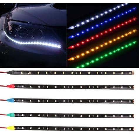 ledstrip auto auto decoratieve led strip