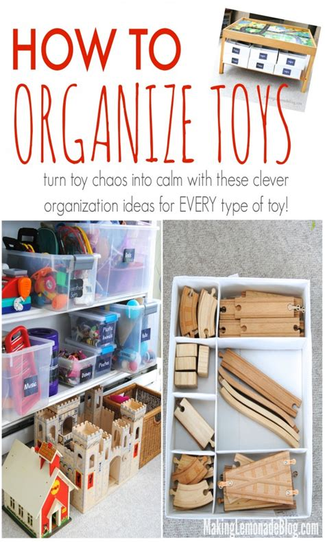 how to organize toys organization 101 taming the toys lemonade