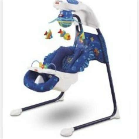 fisher price aquarium swing find more fisher price wonders aquarium cradle swing