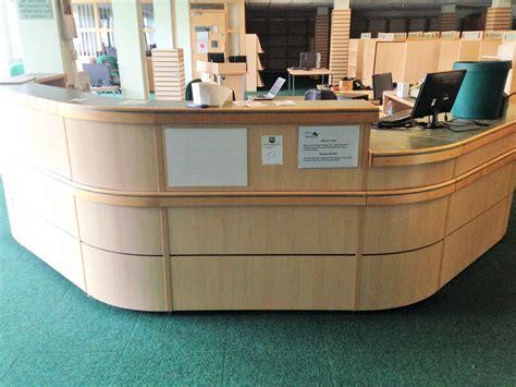 library reception desk modern library reception desk appraisal serial no