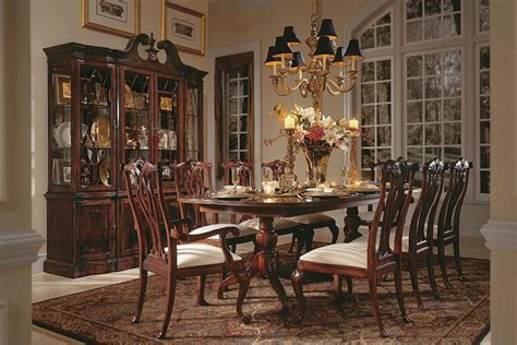 magnificent victorian dining rooms  radiate opulence