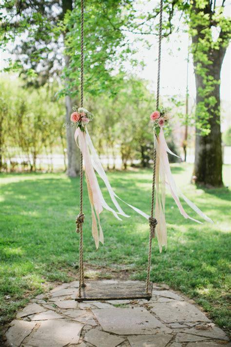 tree swing design wedding tree swing elizabeth anne designs the wedding blog