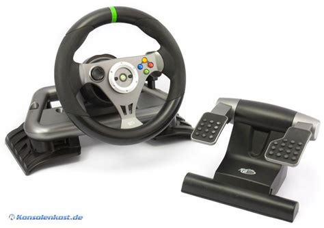 xbox 360 volante wireless xbox 360 volant racing steering wheel wireless avec