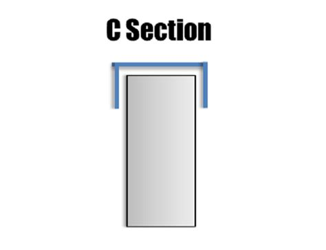 steel c section dimensions retaining wall steel sleeper posts 5 year strength guarantee