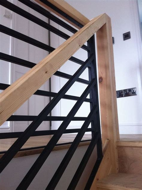 stripping paint from wood banisters modern stair railing kits zabliving