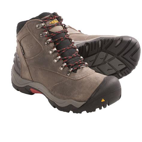 keen mens winter boots keen revel ii snow boots waterproof insulated for