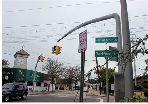 town of hempstead section 8 roy weinman memorialized in bellmore herald community