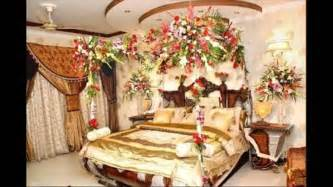 most beautiful wedding bedroom decoration