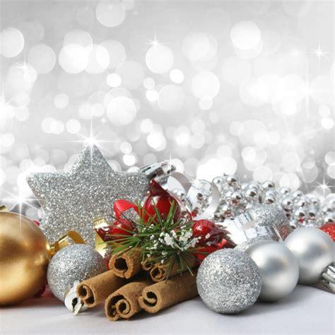 wallpaper christmas elegant elegant christmas ornaments photo free download