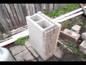Building A Backyard Fire Pit How To Build A Stone Grill Youtube