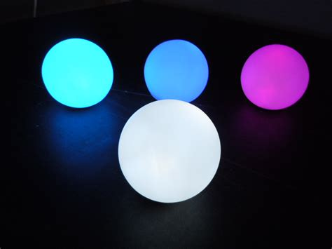 led ball led furniture thailand