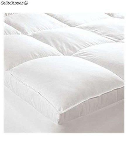 edredones cama 200 x 200 topper o cubrecolch 243 n de plum 243 n 2000 gr m 178 cama 200 x 200