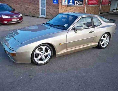 porsche 944 gold porsche 1986 944 gold oval dash car for sale