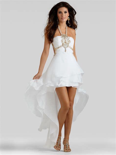 yolanda prom dress 2015 elegant 2015 white evening dress short front long back