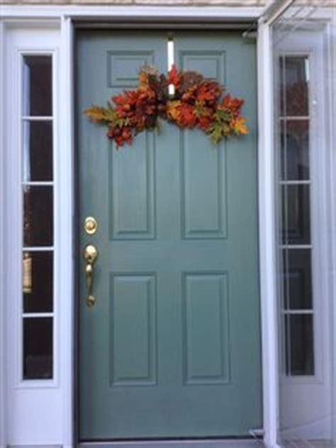 front door makeover sherwin williams rookwood blue green doors   green front doors