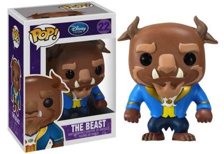 and the beast la et la b礫te figurine pop la b 234 te la et la b 234 te funko pop vinyl
