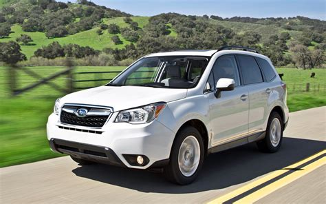 subaru forester touring 2014 subaru forester touring front 203362 photo 1